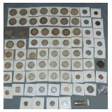 U.S. Coin Lot-Silver Coins.