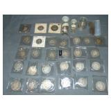 U.S. Estate Coin Lot.