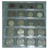 Coin Lot Includes U.S. Silver.