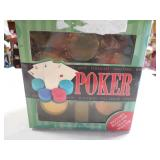 POKER CARD GAME SET With BOOKLET