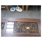 Wood Carved CoffeeTable
