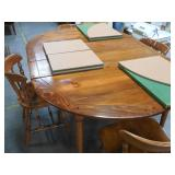 Rustic Dinning Room Table