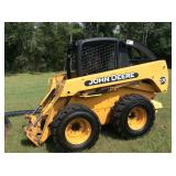 October Equipment and Truck Auction