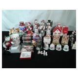 Christmas Coasters, Bells, & Decor