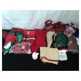Christmas Stockings, Tree Skirts, & More