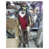 Coachman Skeleton