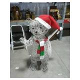 Christmas Bear Decoration