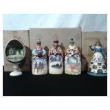 Jim Shore Ornaments
