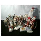 Snow Globes, Ornaments and More