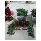 Christmas Decor and Quick Start Logs