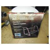 Motomaster Tire Rack