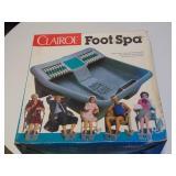 Clairol Foot Spa