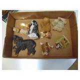 Various Animal Figurines