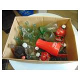 Coca Cola Bottles / Cups / Glasses   ETC