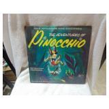 Sound Track - Adventures Of Pinocchio