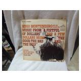 Hugo Montenegro - Music From A Fistul Of Dollars