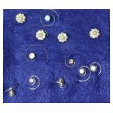ASSORTMENT OF HAIR SPIRAL BLING WITH