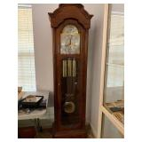 GRANDFATHER CLOCK - BY RIDGWAY
