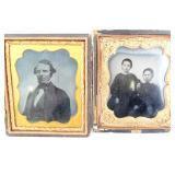 Antique Daguerrotype Photos