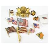 Patriotic Pins