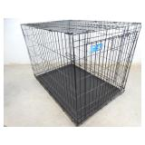 Two Door Dog Crate for Medium Sized Dog