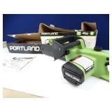 Portland Electric Chain Saw in Box