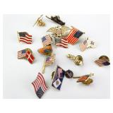 Americana Lapel Pin Collection