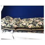 NEW! Large Chaise Lounge Tropical Cushions (2)
