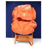 Orange Hiking Pack
