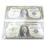 $1 Silver Certificates