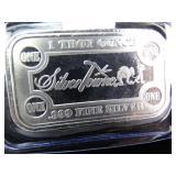 SilverTowne Silver Bar