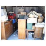 Abandoned Storage Unit - D432