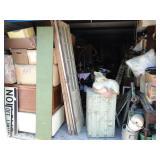 Abandoned Storage Unit - D520