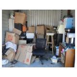Abandoned Storage Unit - C345
