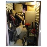 Abandoned Storage Unit - A122
