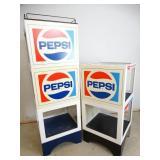 Vintage Pepsi-Cola Merchandiser Racks-Stacking