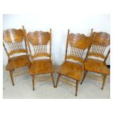 Western Design Dining Room Chairs