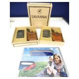 Savanna Survival Lighter & Multi-Tool Kit Sets +