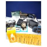 Assorted Vintage Camera Accessories