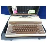Royal Academy Vintage Typewriter in Case