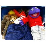 Stuffed Animals/Dolls & Costume Fabric