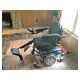 Quantum Q6 Edge Power Wheelchair
