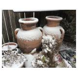 Yart Art - Large Clay Pots