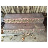 Antique Wood Steps