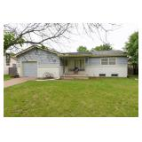 3 BED, 1 1/2 BATH HOME WITH BASEMENT IN AUGUSTA KANSAS