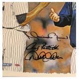 Yankees Autographs