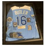 Kansas City Royals Autographed Jerseys and Memorabilia