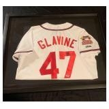 Tom Glavin Autograph Jersey