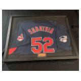 CC Sabathia Autograph Jersey