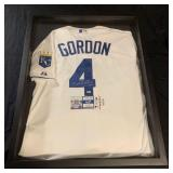 Alex Gordon Autograph Jersey